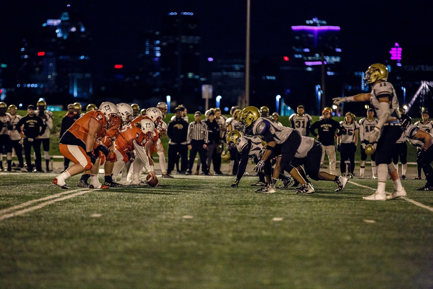 Semi-Final: Sabercats vs Bruizers